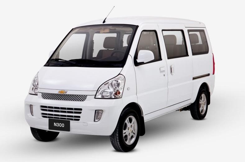 vehiculo vans