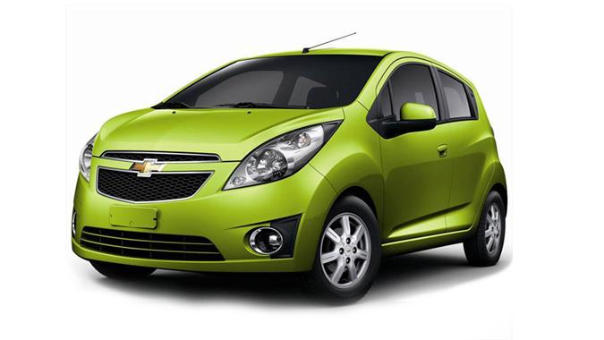 Chevrolet Spark Gt Alquiler De Vehiculos En Bogota Alquiler De